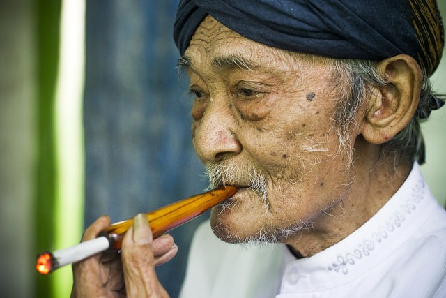 merokok budaya