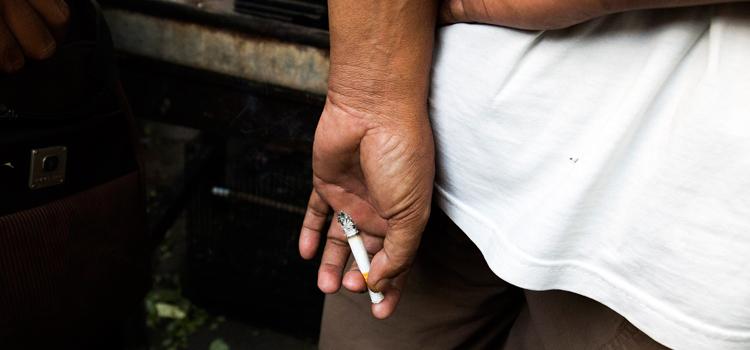 Rokok dan Narkoba