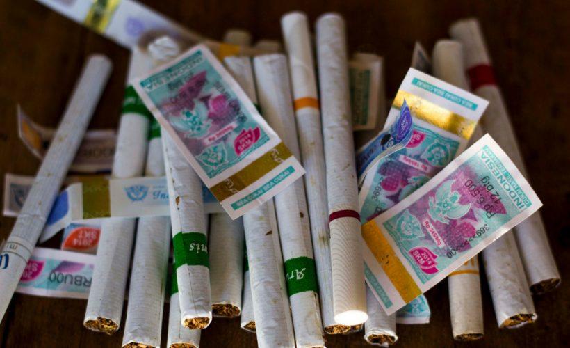 tarif Cukai rokok 2021
