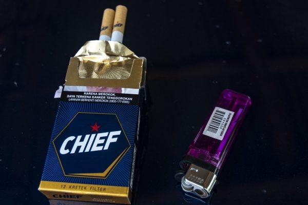 rokok chief