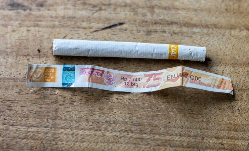 dampak rokok