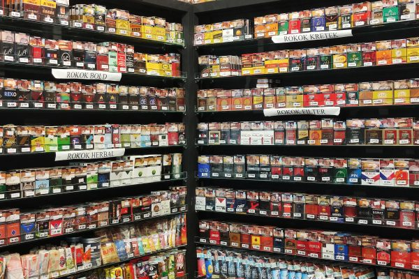 industri hasil tembakau